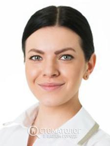 Мелихова Кристина Андреевна