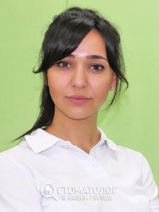 Мелкумян Кристина Валерьевна