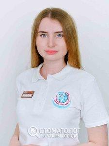 Михальчук Ирина Сергеевна