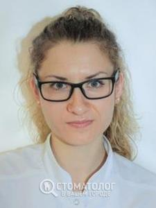 Микитенко Анна Васильевна