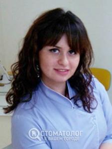 Микитенко Марина Витальевна