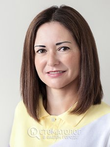 Мирошниченко Елена Викторовна