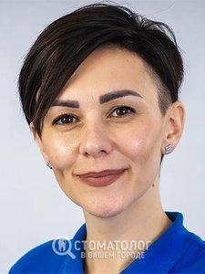 Молдован (Карпенко) Кристина Микаэловна