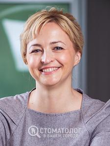 Москаленко Алла Николаевна