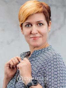 Мозолюк Елена Юрьевна