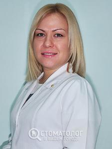 Мятных Екатерина Владимировна
