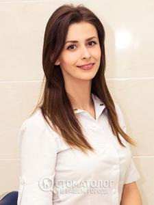 Наумец Мирослава Игоревна