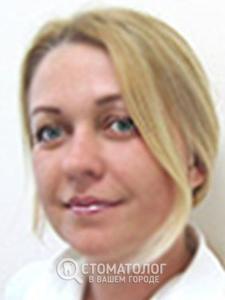Никитина Мария Валерьевна