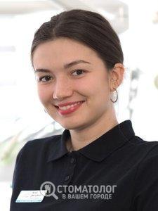 Николаева Арина Дмитриевна