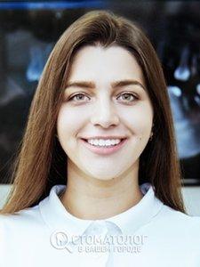 Никон Марина Сергеевна