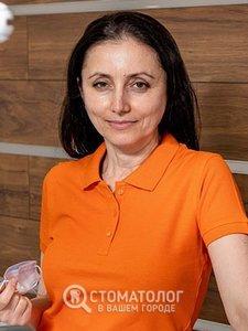 Пахомова Галина Анатольевна