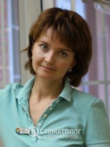 Петрова Елена Михайловна