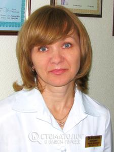 Попович Мария Ивановна