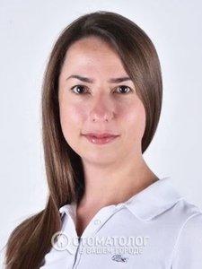 Потапова Полина Александровна