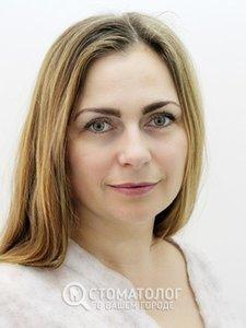 Притула Вера Григорьевна