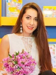 Пук Карина Михайловна