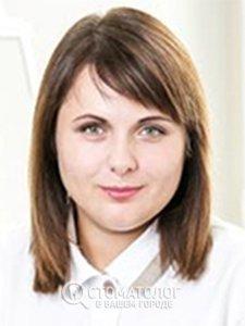 Романчук Иванна Николаевна