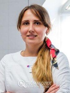 Рыблова Вера Олеговна