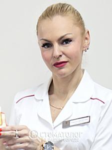 Рыдванская Ирина Васильевна
