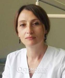 Семенченко Людмила Николаевна