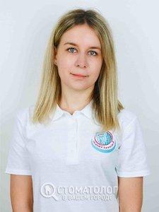 Шемякина Мария Андреевна