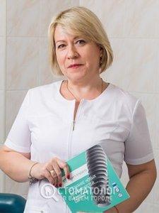 Шугурова (Чепига) Ольга Николаевна
