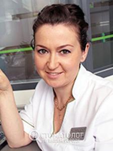 Скальская Александра Михайловна
