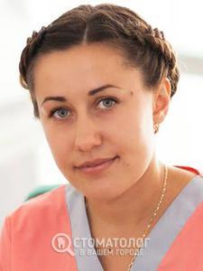 Скиба Анастасия Владимировна