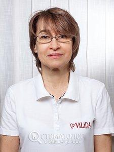 Скворцова Наталья Сергеевна