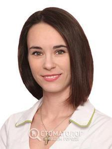 Слабковская Анжелика Игоревна