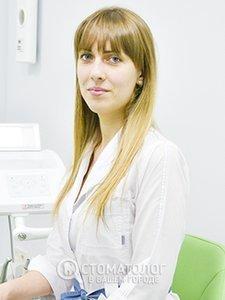 Слепая Татьяна Валерьевна