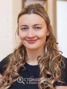 Слизькая Екатерина Алексеевна