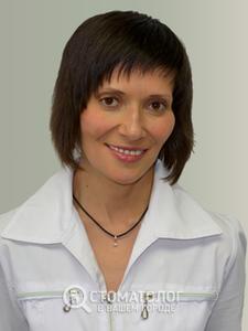 Страшенко Елена Борисовна