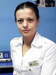 Сухарева Алена Николаевна