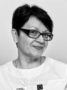 Сухецкая Ирина Петровна