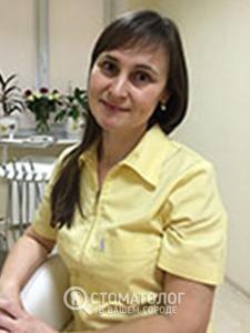 Сусло Светлана Васильевна