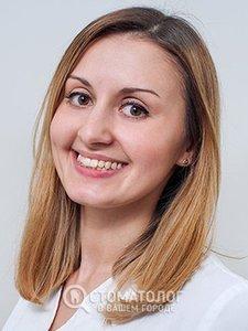 Татарина Екатерина Владимировна