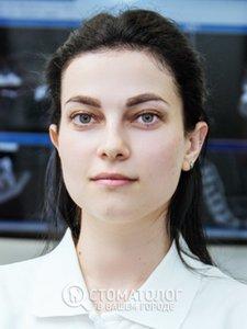 Ткаченко Александра Николаевна