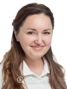 Ткаченко Инна Михайловна
