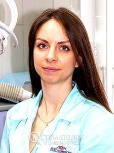Ткаченко Яна Александровна