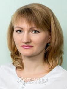 Томашевская Елена Анатольевна