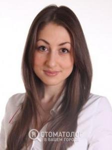 Валестани Назанин Алиевна