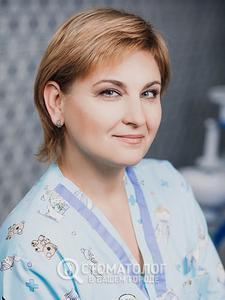 Веруга Елена Ивановна