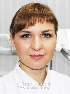 Власенко Оксана Сергеевна
