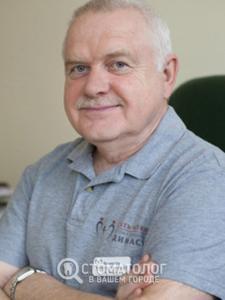 Волокитин Владимир Николаевич