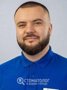 Волощук Дмитрий Васильевич