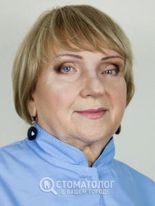 Яценко Людмила Степановна