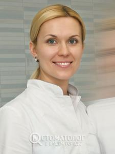Яценко Светлана Николаевна
