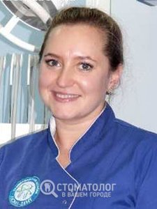 Якимчук Ирина Владимировна