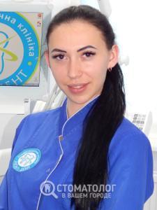 Якимова Виктория Валентиновна